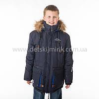 """Детская зимняя  куртка """"Виктор для мальчика ,Зима 2018  , фото 1"""