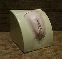 Тренажер для катетеризации мочевого пузыря у женщин (бюджетный вариант)