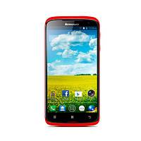 """Смартфон Lenovo S820 MT6589W 4.7"""" Красный, фото 1"""