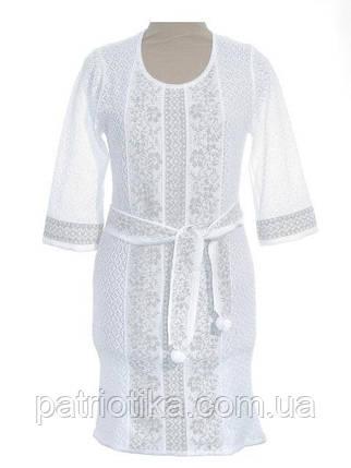 Женское платье Роксолана х/б | Жіноче плаття Роксолана х/б, фото 2