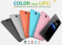 """Смартфон Homtom HT3 1/8Гб, 5Мп, 4 ядра, 3000 mAh, 2sim, 3G, экран 5"""" IPS 1280x720, GPS, фото 1"""