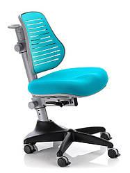 Детское ортопедическое кресло Mealux Oxford C3-317 New (Голубое)