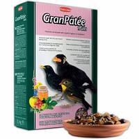 Полноценный корм для насекомоядных птиц Padovan GranPatee fruits (1 кг.)