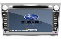 """Штатная в авто магнитола """"Subaru Outback"""""""