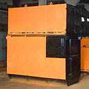 Модульные теплосистемы (отопительные котлы)