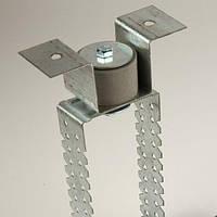 Vibrofix SPU, крепление потолочное c П-образным кронштейном
