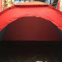 Палатка летняя туристическая двухместная 200х150х110 см