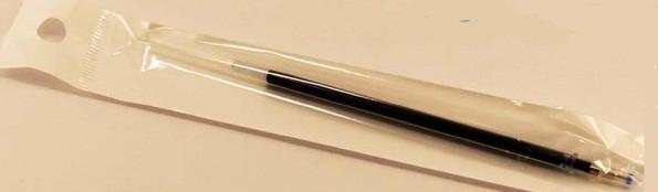 Стержень сменный для гелевой ручки Aihao черный (12шт) - erniboom market в Херсоне