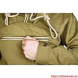 """Куртка анорак """"Панджер"""" Трофей KLOST olive, фото 4"""