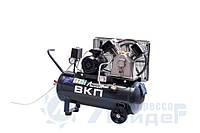 Компрессоры с ресивером (50,100-литров) производительностью (340 лит/мин)