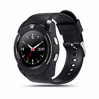 Умные часы Smart Watch Lemfo V8 (Black)