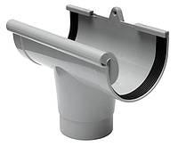 Водосточные системы RAINWAY купить Воронка желоба (90), (130) цена киев монтаж