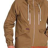 Куртка штормовка KLOST Трофей хаки, фото 2