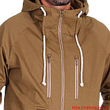 Куртка штормовка KLOST Трофей хаки, фото 4