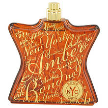 Bond No. 9 New York Amber парфумована вода 100 ml. (Тестер Бонд №9 Нью-Йорк Амбер)