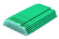 Микробраши в пакете, зелёные, 100 шт, фото 1