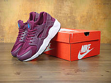 "Кроссовки женские Найк Nike Air Huarache ""Mulberry"". ТОП Реплика ААА класса., фото 2"