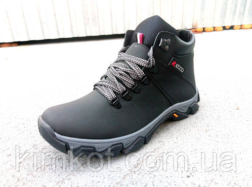 c7082e0c23c637 Подростковые кожаные зимние ботинки ECCO 32-39: продажа, цена в Харькове.  зимняя детская и подростковая обувь от