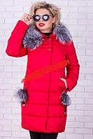 Женский зимний пуховик  Peercat  Китай,разм 44-52, 2 цвета