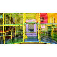 Лабиринт игровой от 20 до 50 м.куб