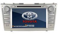Штатная магнитола тойота в авто Toyota Camry