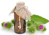 Масло репейника – уникальное средство для ухода за волосами
