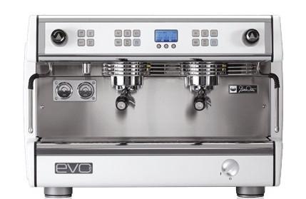 Кофемашина Dalla Corte EVO2 arctic white