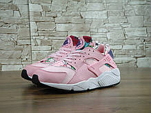 Кроссовки женские Найк  Nike WMNS Air Huarache Run Print Pink. ТОП Реплика ААА класса., фото 3