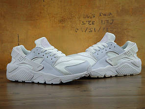 Кроссовки мужские Найк Nike Air Huarache Full White. ТОП Реплика ААА класса., фото 2