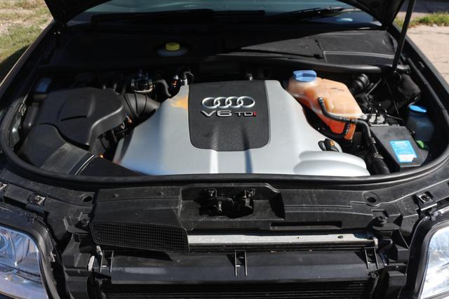 Audi A6 C5 Allroad 2003г 250 т.км