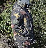 Костюм зимний куртка длинная + штаны Дубок р.48-58, фото 4