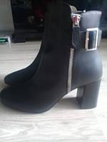 Женские стильные качественные брендовые ботинки prada