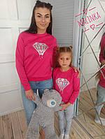 Кофточка для мамы и ее принцессы , фото 1