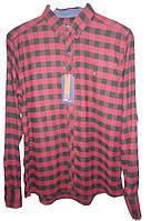Рубашка мужская 360-30 трансформер теплая (деми)