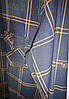 Рубашка мужская 379 карманы клетка трансформер (деми), фото 2