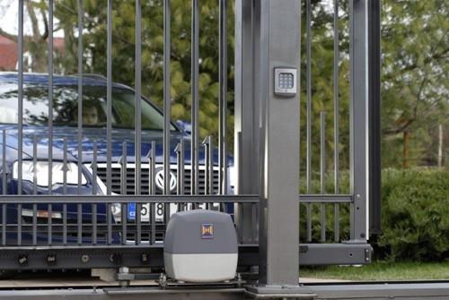 Автоматика Hormann LineaMatic для откатных ворот