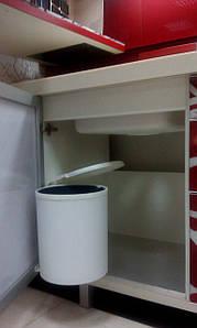 Контейнеры для мусора и мусорные вёдра Inoxa и Eleptiti