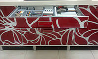 Организаторы ящиков и лотки для столовых приборов Arredo. Volpato