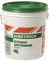 Sheetrock ( Шитрок) — готовая к применению универсальная шпатлевка
