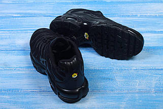 "Мужские кроссовки Nike Air Max Tn+ Plus ""Black"", фото 3"