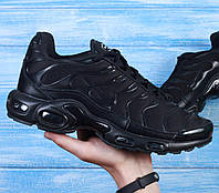 "Кроссовки Nike Air Max Tn+​ Plus ""Black"""