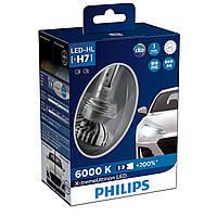 Лампа светодиодная Philips H7 LED 12V 6500K / X-tremeUltinon LED + 200% больше света на дороге