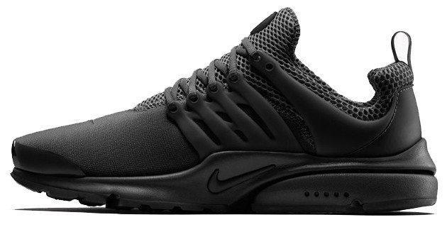 Кроссовки мужские Найк Nike Air Presto Fleece Black. ТОП Реплика ААА класса.