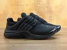 Кроссовки мужские Найк Nike Air Presto Fleece Black. ТОП Реплика ААА класса., фото 3