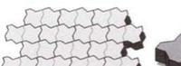Форма «Волна узорная» 23,7х10,3 см