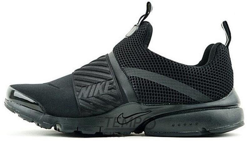 Кроссовки мужские Найк Nike Air Presto Extreme Black. ТОП Реплика ААА класса.