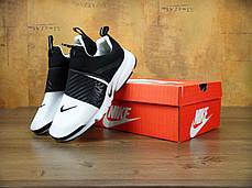Кроссовки мужские Найк Nike Presto Extreme Black/White, фото 2