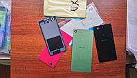 Задняя крышка Sony D5803 Xperia Z3 Compact Mini зеленая