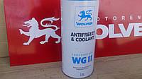Антифриз концентрат WOLVER AK G11 universal (синий) 1.5 л
