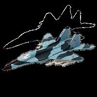 Объемный пазл Истребитель МиГ-29, 26207, 4D Master